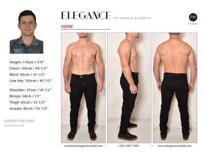 Pierre - Fitting Model