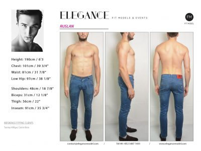Ruslan - Fitting Model